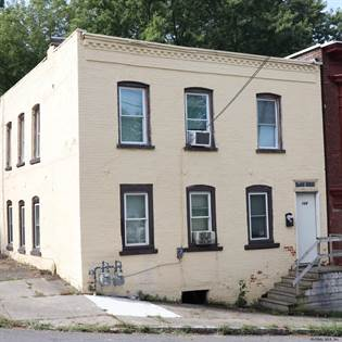 Multifamily for sale in 169 HUTTON ST, Troy, NY, 12180