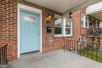 Residential Property for sale in 1330 W 37TH ST, Baltimore City, MD, 21211