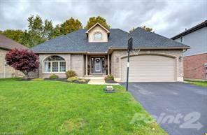 Residential Property for sale in 4 FAIRWAY HILLS Boulevard, Tillsonburg, Ontario