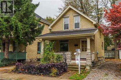 Single Family for sale in 59 BEACONSFIELD Avenue, London, Ontario, N6C1B6