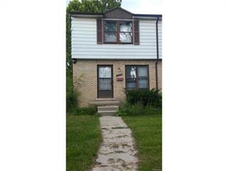 Townhouse for sale in 7253 EVERGREEN Avenue, Detroit, MI, 48228