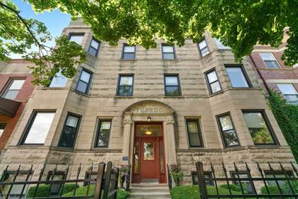 Residential Property for sale in 4440 North Dover Street 3S, Chicago, IL, 60640