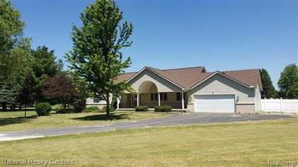 Residential Property for sale in 248 NORLYNN Drive, Howell, MI, 48843