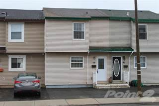 Townhouse for sale in 79 Barachois Street, St. John's, Newfoundland and Labrador
