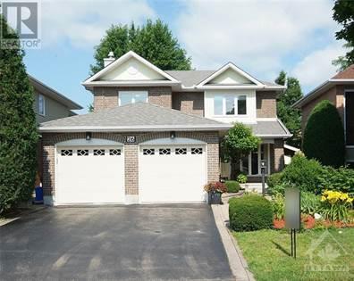 Single Family for sale in 26 STRATHBURY STREET, Ottawa, Ontario, K2G5N9