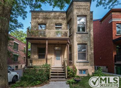 Multifamily for sale in 5253-5255 Rue Saranac, Montreal, Quebec