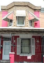 Townhouse for sale in 611 E WENSLEY STREET, Philadelphia, PA, 19134