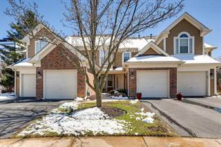 Townhouse for sale in 214 STEEPLECHASE Court, Schaumburg, IL, 60173
