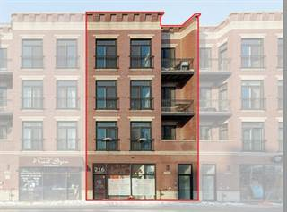 Comm/Ind for sale in 216 North Halsted Street, Chicago, IL, 60607