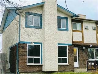 Single Family for sale in 167 Albina WAY, Winnipeg, Manitoba