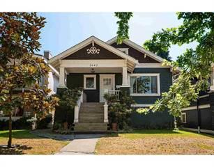 Single Family for sale in 2642 OXFORD STREET, Vancouver, British Columbia, V5K1N3