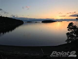 Single Family for sale in Lot 43 Spring Bay (off) Road, Lasqueti Island Trust, British Columbia