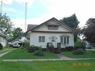 Single Family for sale in 300 South Walnut Street, Nokomis, IL, 62075