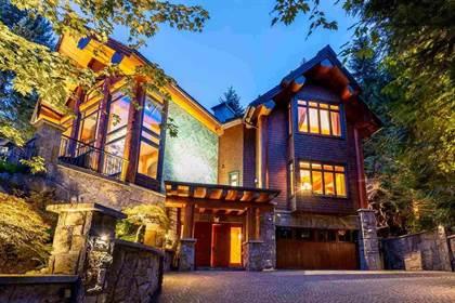 Single Family for rent in 7425 TREETOP LANE, Whistler, British Columbia, V8E0E9