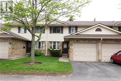 Single Family for sale in 43 -Kingscourt Drive 375, Waterloo, Ontario, N2K3N7