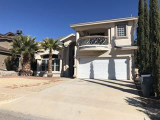 Residential Property for sale in 7321 Corona Del Sol Drive, El Paso, TX, 79911
