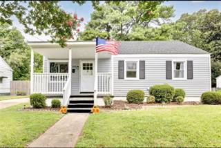 Single Family for sale in 5292 JANET Drive, Norfolk, VA, 23513