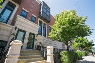 Townhouse for sale in 2020 N. LINCOLN Avenue D, Chicago, IL, 60614