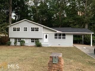 Single Family for sale in 5380 Denny Dr, Atlanta, GA, 30349