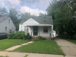 Single Family for rent in 18681 OLYMPIA, Redford, MI, 48240