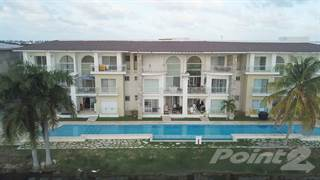 Condominium for sale in Penthouse 3BR with Lake and Golf Views in Lake Village Cocotal Golf & Country Club, Bavaro, La Altagracia