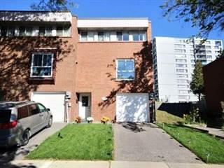 Condo for sale in 57 John Cabot Way 9, Toronto, Ontario