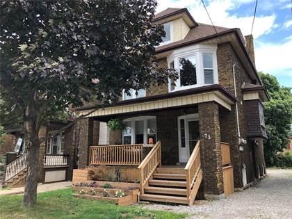Multi-family Home for sale in 73 GAGE Avenue S, Hamilton, Ontario, L8M3C8