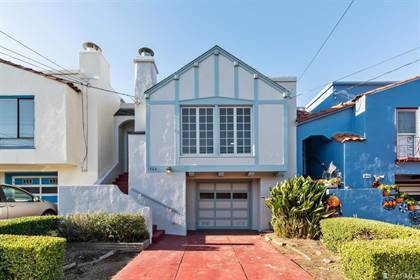 Residential for sale in 1568 Cayuga Avenue, San Francisco, CA, 94112
