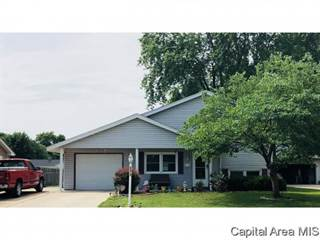 Single Family for sale in 2616  SHERBORN RD, Springfield, IL, 62702