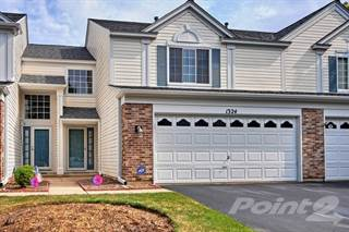 Townhouse for rent in 1324 Summersweet Ln, Bartlett, IL, 60103