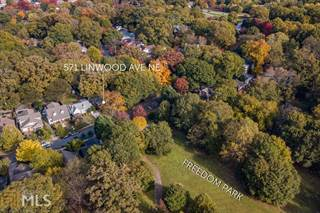 Land for sale in 571 Linwood Avenue NE, Atlanta, GA, 30306