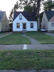 Single Family for rent in 19665 Conley Street, Detroit, MI, 48234