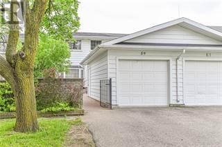Single Family for sale in 59 RALGREEN Crescent, Kitchener, Ontario, N2M1V1