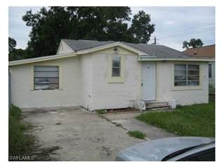 Single Family for sale in 608 Adams AVE, Fort Myers, FL, 33905