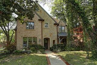 Single Family for sale in 4201 Bryn Mawr Drive, University Park, TX, 75225