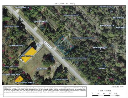 Lots And Land for sale in 318 Hillcrest St, Waveland, MS, 39576