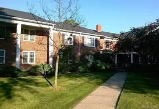 Condo for sale in 27689 W ECHO VALLEY 204, Farmington Hills, MI, 48334