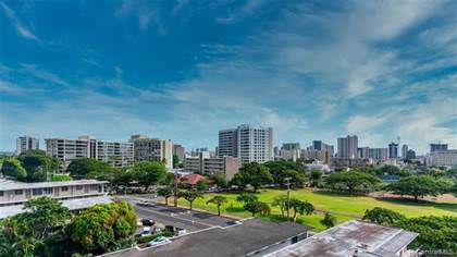 Residential Property for sale in 1617 Keeaumoku Street 705, Honolulu, HI, 96822