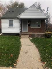 Single Family for rent in 9387 Vaughan Street, Detroit, MI, 48228
