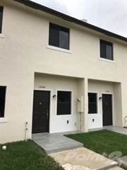 Townhouse for sale in 12390 sw 256 st, Princeton, FL, 33032