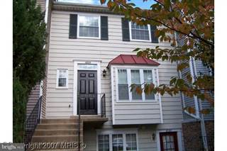 Townhouse for sale in 16200 TACONIC CIR #66D, Dumfries, VA, 22025