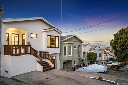 Residential Property for sale in 262 Staples Avenue, San Francisco, CA, 94112