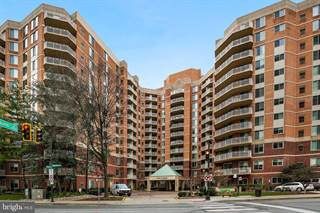 Condo for sale in 7500 WOODMONT AVENUE SL13, Bethesda, MD, 20814