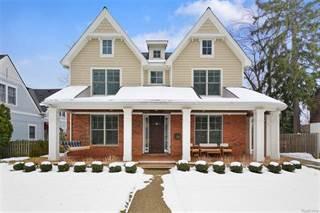 Single Family for sale in 855 HARMON Street, Birmingham, MI, 48009
