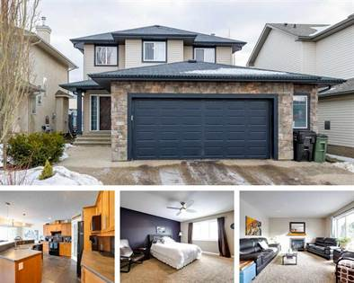Single Family for sale in 163 CASTLE DR NW, Edmonton, Alberta, T5X6H7