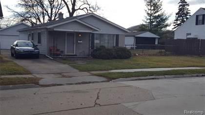 Residential for sale in 604 E OTIS Avenue, Hazel Park, MI, 48030