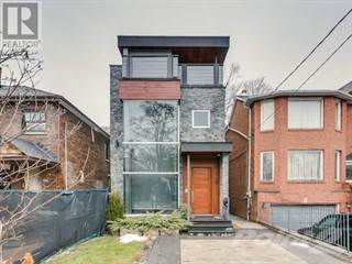 Single Family for sale in 278 ST GERMAIN AVE, Toronto, Ontario