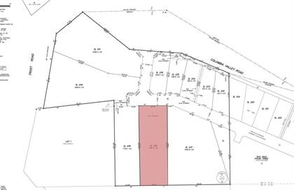 Vacant Land for sale in 43376 BLUE GROUSE LANE, Lindell Beach, British Columbia, V2R0X8