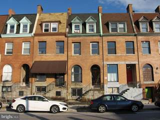 Residential Property for rent in 1611 SAINT PAUL ST #EFF, Baltimore City, MD, 21202