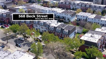 Multifamily for sale in 568 Beck Street, Bronx, NY, 10455